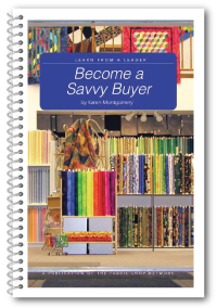Become a Savvy Buyer I by Karen Montgomery
