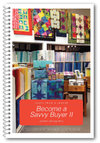 Become a Savvy Buyer II by Karen Mongomery