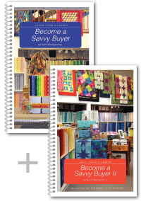 Become a Savvy Buyer I & II Handbook BUNDLE by Karen Mongomery