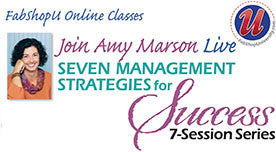SEVEN MANAGEMENT STRATEGIES for SUCCESS
