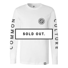 COMMON CULTURE UNISEX LONGSLEEVE TEE