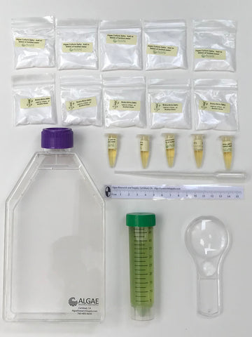Algae Research Supply Brine Shrimp Culture Kit for the Classroom.