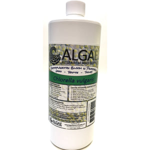 Algae Research Supply: Algae Culture Chlorella vulgaris