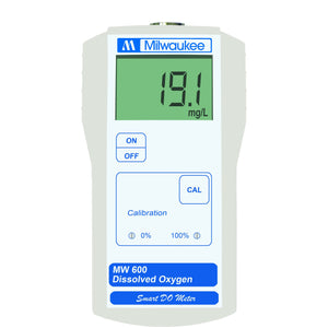 Algae Research Supply:  DO - Dissolved Oxygen Meter,  Milwaukee Instruments-MW600