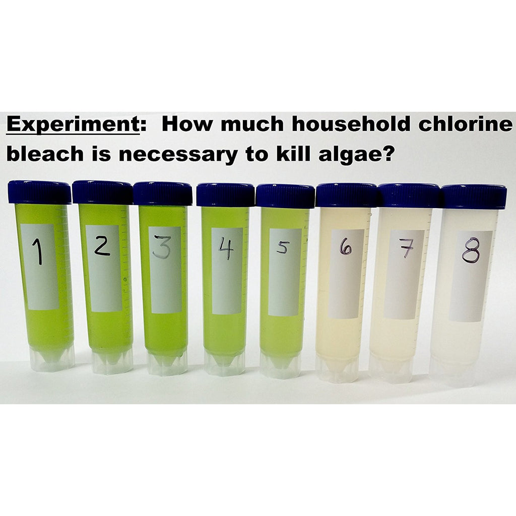Algae Research Supply Kit For A Science Project