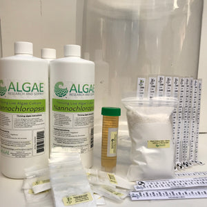 Algae Research Supply:  Algae and Zooplankton Education Kit