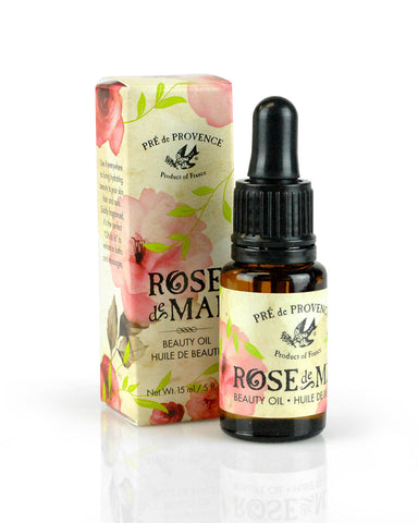 PRE de PROVENCE Rose de Mai Beauty Oil (1 oz/ 30 ml)