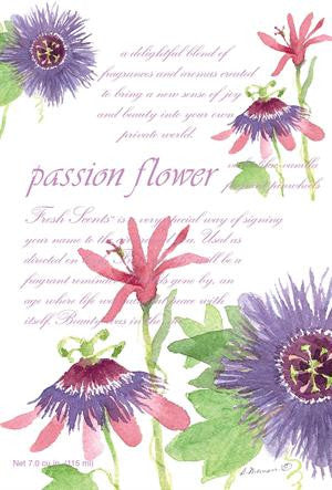 Fresh Scents Scented Sachets in Passion Flower (set of 3) - sagebleu