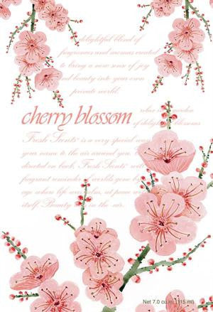Fresh Scents Scented Sachets in Cherry Blossom (set of 3) - sagebleu