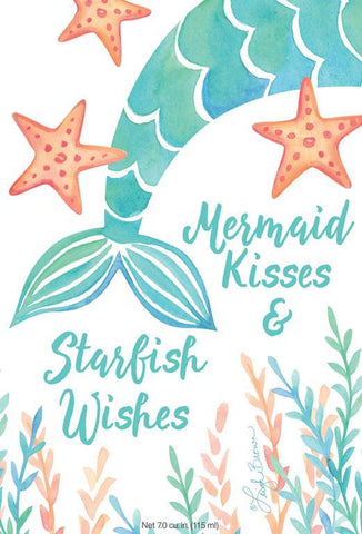Fresh Scents Scented Sachets in Mermaid Kiss & Starfish Wishes (set of 3)
