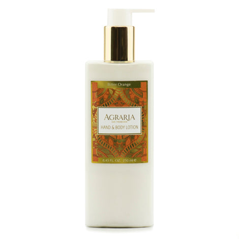 Agraria Hand & Body Lotion - Bitter Orange