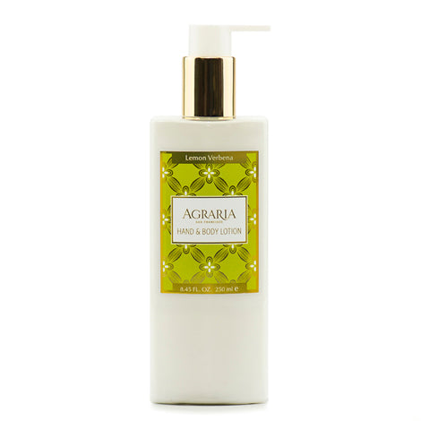 Agraria Hand & Body Lotion - Lemon Verbena