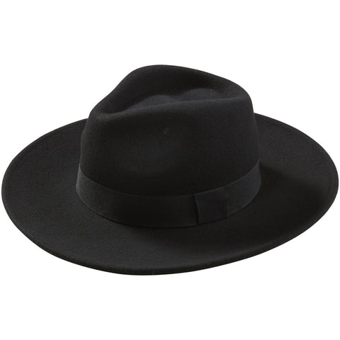 Hilary Wool Panama Hat from Tickled Pink