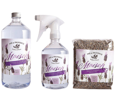 Pre De Provence Lavender Home Collection 3pc Set