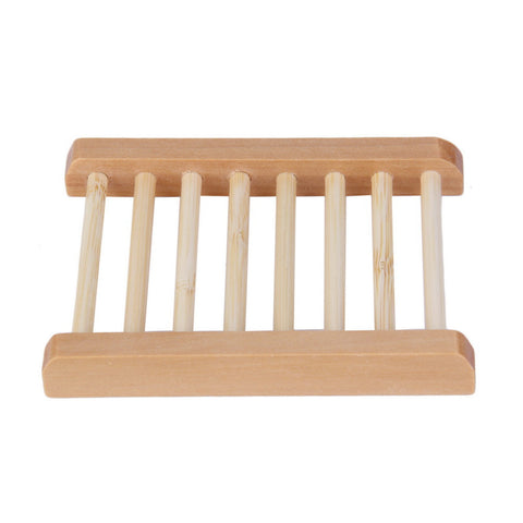 Natural Wood Soap Rack - sagebleu