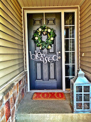Curb Appeal- Letter2Word Style