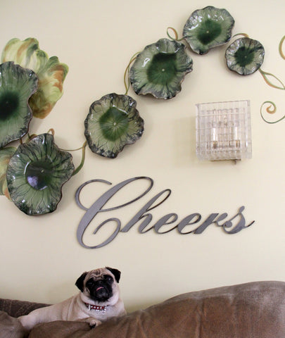 cheers decoration