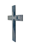sideview gunmetal cross