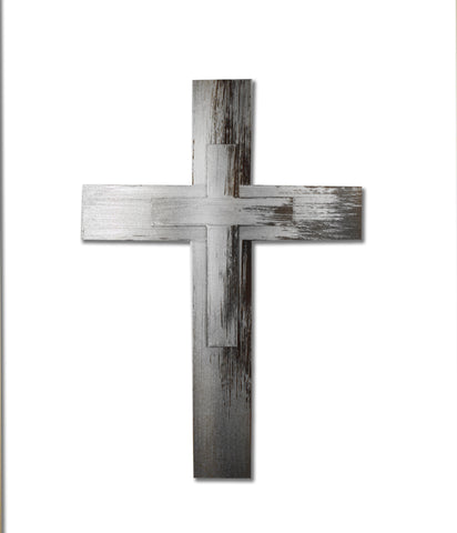 gunmetal cross