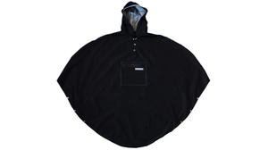 The People's Poncho Hardy Black Poncho Review