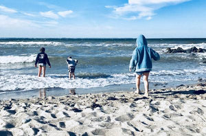 Con Stanze shares with us Her Family Trip to the Baltic Sea Coast (Germany) and how to keep the packing light with 2 adults and 3 kids in tow.