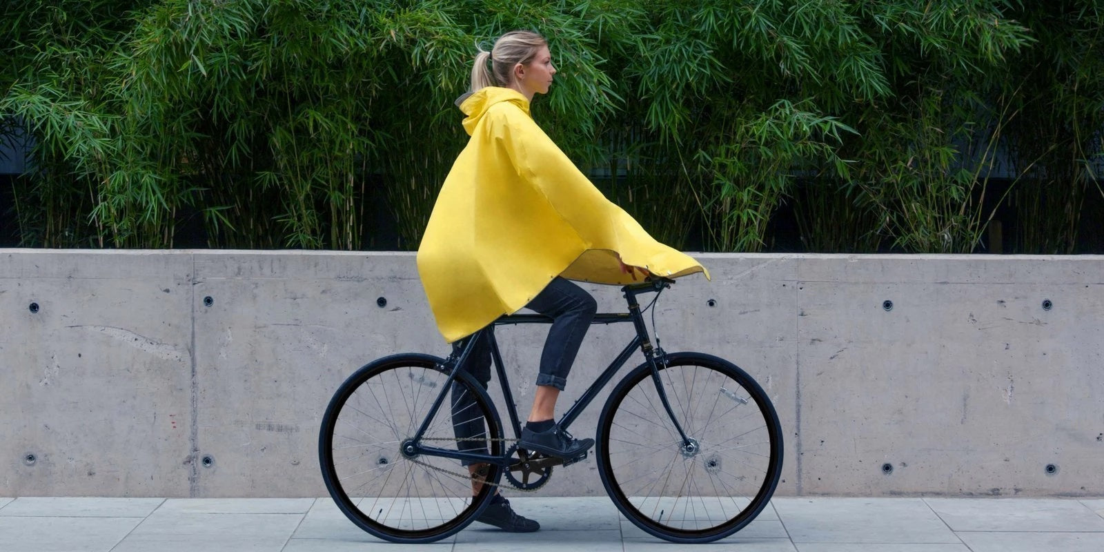 "The People's Poncho - ""more than just a superhero cape"""