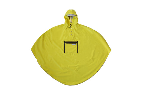 Hardy Fisherman's Yellow festival Poncho 2.0
