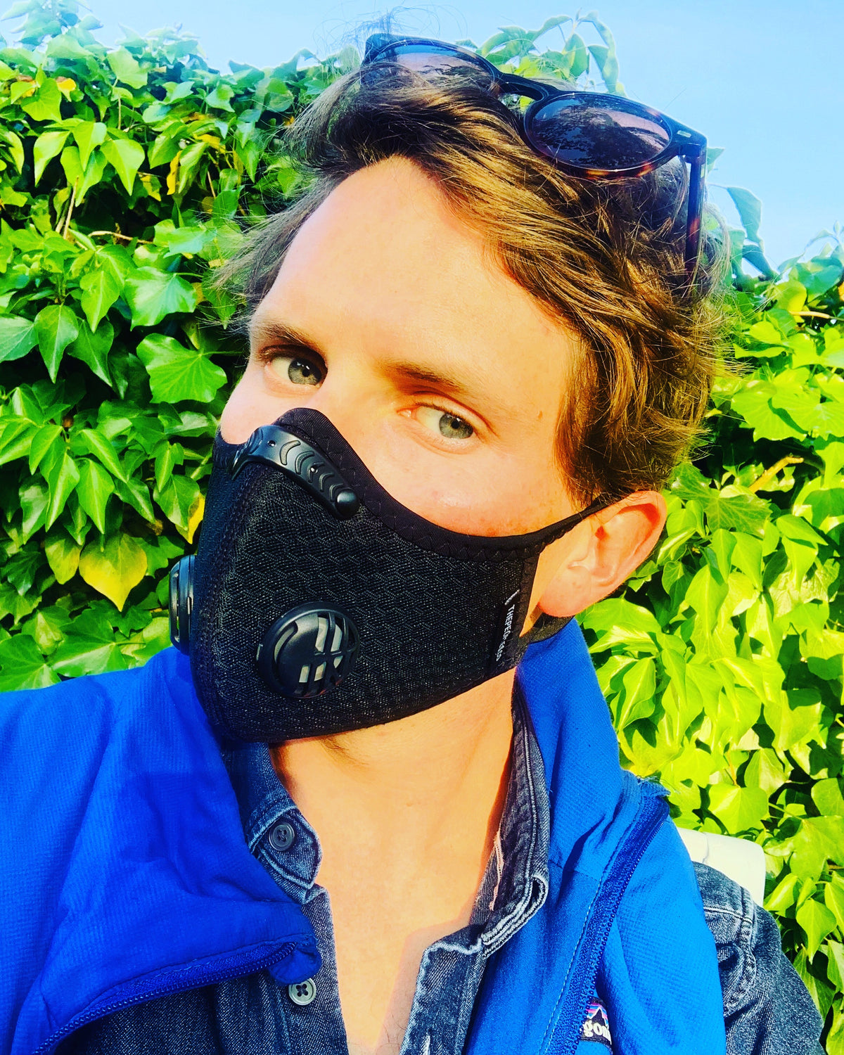 The People's Cycling Mask