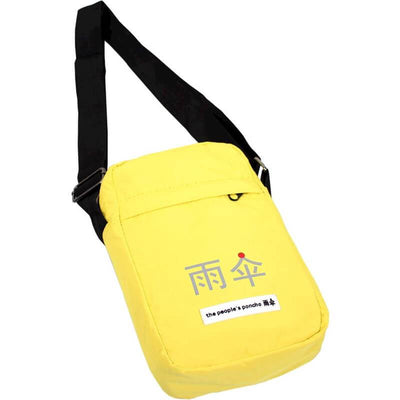 Poncho - Fisherman's Yellow Poncho Bag 3.0