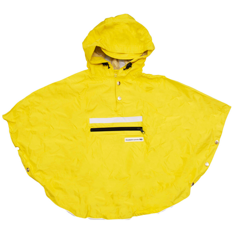 Poncho - Kids Hardy Fisherman's Yellow Poncho