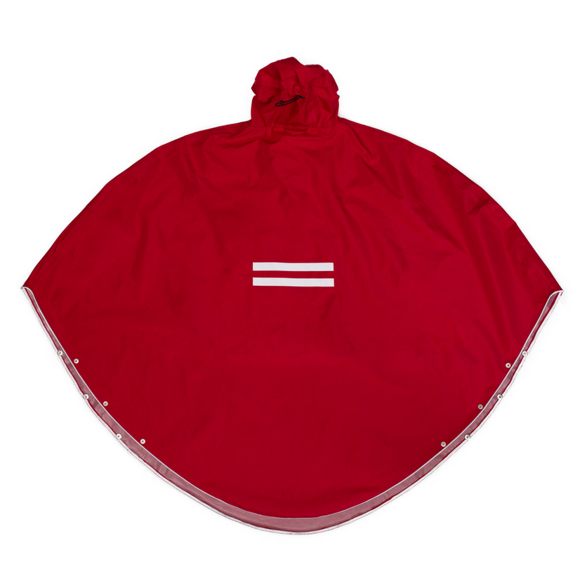 Rowanberry Red Poncho 3.0