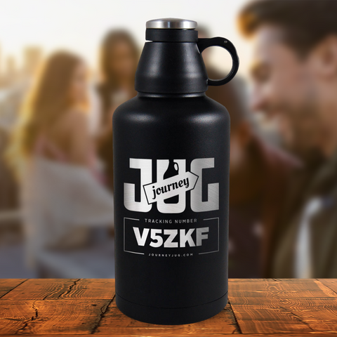 64oz Stainless Steel Journey Jug