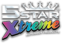5 Star Automotive Single Stage Paint Kits