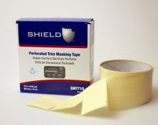 Sheild Perforated Trim Masking Tape
