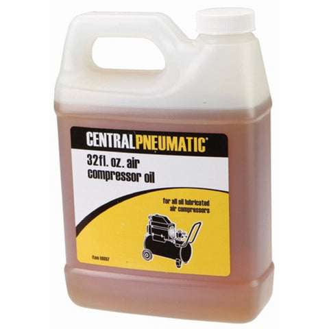 32 fl. oz. Compressor Oil Hydraulic  oil auto body restoration auto paint car supplies