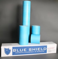 Automotive BlueSHIELD Poly Coated Masking Paper restoration auto paint supplies