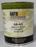 FORD ARIZONA BEIGE MET. AQ BASECOAT CLEARCOAT