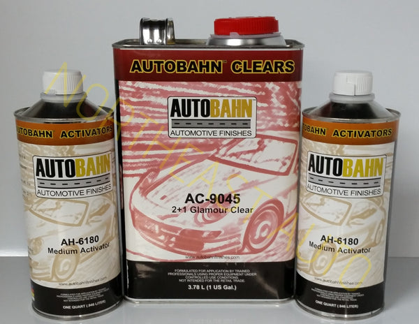 Glamour wetwet clear autobahn ac9045 ac9045 w 2 ah6180 for Autobahn body and paint