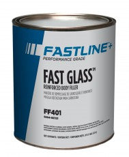 FAST GLASS® Reinforced Body Filler AUTO RESTORATION CAR PAINT SUPPLIES