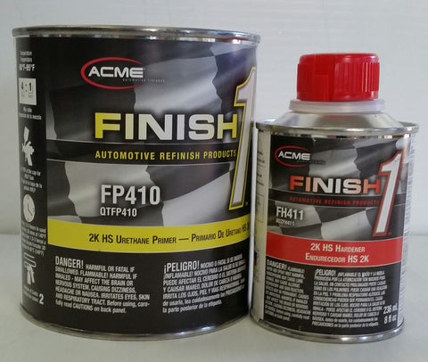 sherwin williams fp 410 finish1 2k HS urethane primer