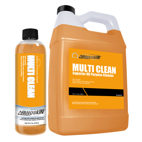 NANOSKIN MULTI CLEAN Superior All Purpose Cleaner 4:1 ~ 63:1