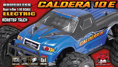 RedCat Racing CALDERA 10E 1/10 SCALE BRUSHLESS TRUCK