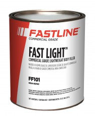 FAST LIGHT® Lightweight Body Filler AUTO PAINT RESTORATION CAR PAINT SUPPLIES