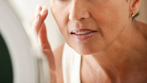 skincare with oldage