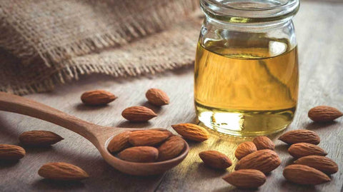 almond oil benefits for face