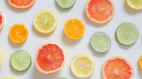 vitamin c foods for collagen production