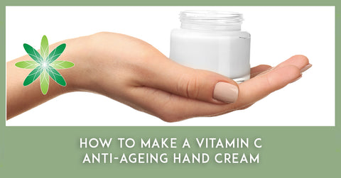 vitamin c enriched cream