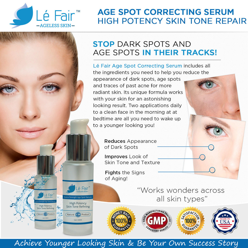 Extra Strength Age Spot Serum