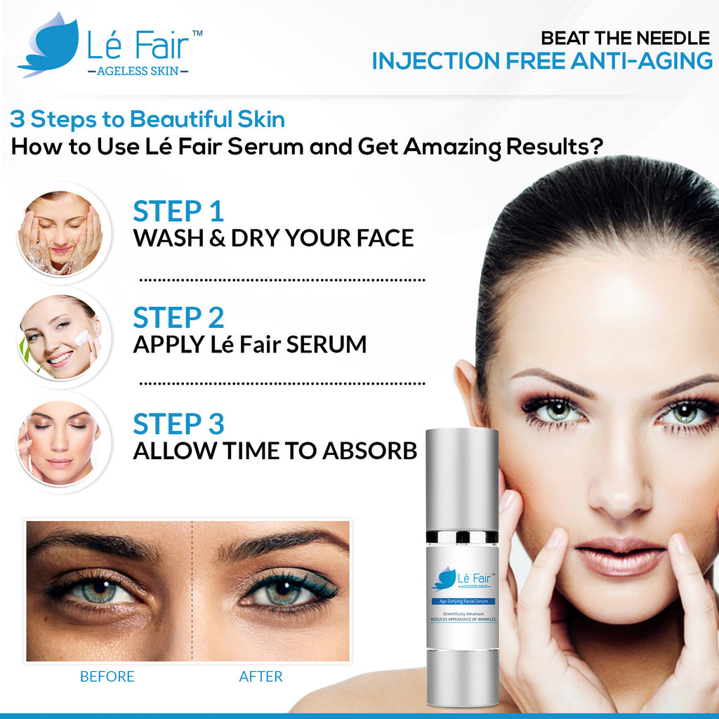 Age Defying Facial Serum