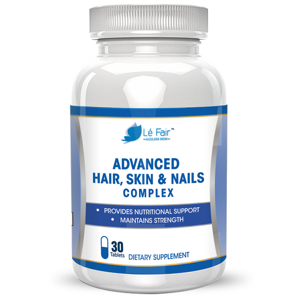 Advanced Hair, Skin, & Nails Complex